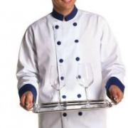 Camisa de Maitre ou chefe de Cozinha