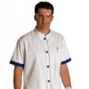 Camisa Gola de Padre / Calça Profissional