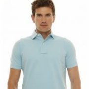 Camisa Polo / Peitilho Sobreposto