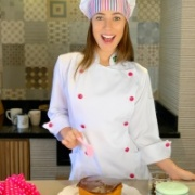 Dolman Stilus Botões de Carinhas  / Touca Gourmet