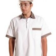 Camisa Profissional Gola Tipo POLO - Uniblu